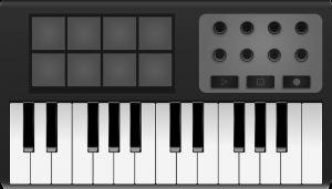 chromebook midi keyboard