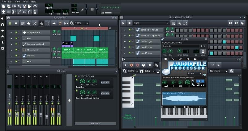 good free music making software