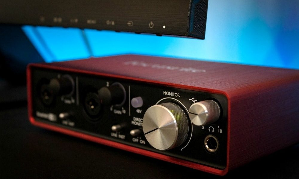 Best Audio Interface For Music Production